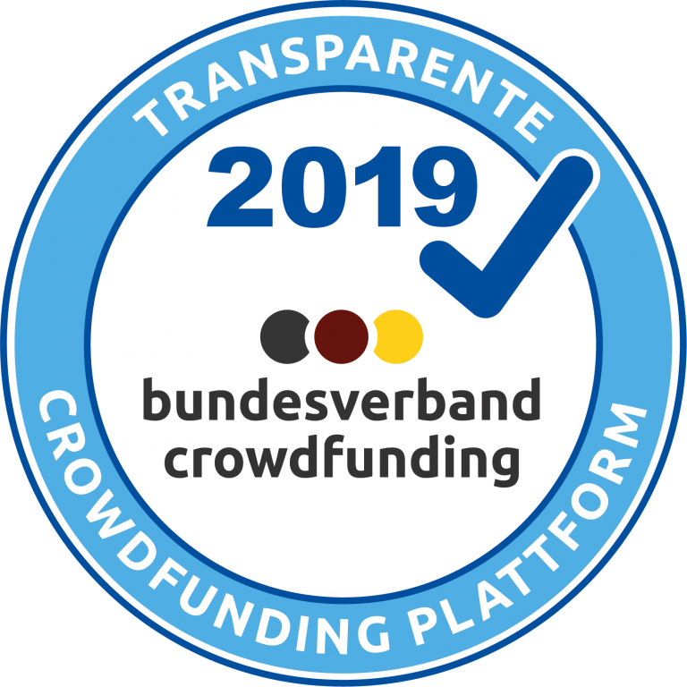 Transparenzsiegel Bundesverband Crowdfunding